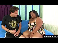 Ethnic BBW Peaches Love Is Fucked Good by a Guy with a Long Dick