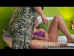 Brazzers - Teens Like It Big - Blowjob Bootcamp scene starring Harley Jade & Jessy Jones