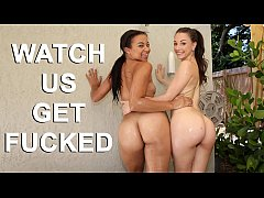 BANGBROS - Ass Parade Threesome With Miss Rican and Adriana Maya