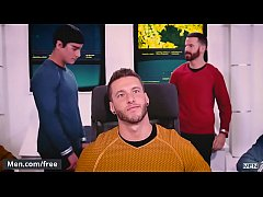 Men.com - (Jordan Boss, Micah Brandt) - Super Gay Hero - Trailer preview