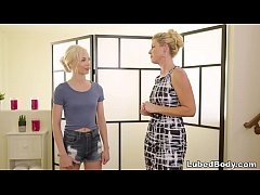 India Summer takes care of her student Elsa Jean
