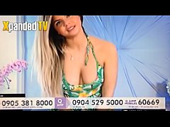 Bloopers from Xpanded TV - Watch Outtakes and Funny Moments from British Babe TV