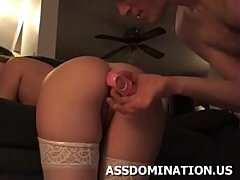 Amature ass fuck and ATM @ assdomination.us