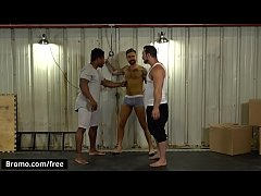 BROMO - Fight To The Top Scene 1 featuring Jaxton Wheeler and Teo Carter - Trailer preview