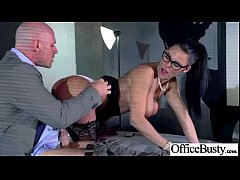 Slut Office Girl (peta jensen) With Melon Big Tits Get Nailed video-26