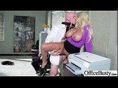 Hot Sex Action In Office With Big Round Tits Horny Girl (bridgette b) movie-08