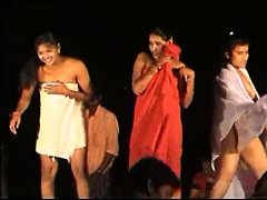 Village Girl Nude Dance