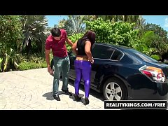 RealityKings - Round and Brown - Purple Shaker