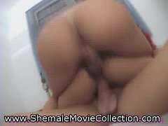 Girls Banged by Shemales!