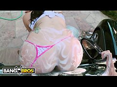 BANGBROS - Mandy Muse In A Big Booty Anal Fuck Fest Ass Parade Scene