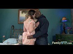 White daughter black stepdad 047