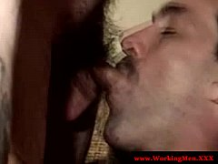 Redneck butch bear mature give blowjobs