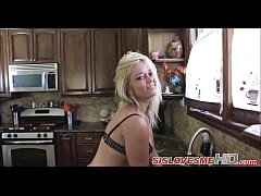 Fucked My Step Sister While She Was Stuck In The Sink - SisLovesMeHD.com