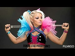 Alexa bliss WWE sexy porn video we make commercials on vídeo for escots AND models
