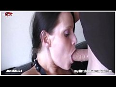 German amateur deepthroat - mydirtyhobby compilation