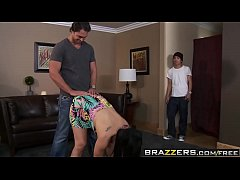 Brazzers - Mommy Got Boobs - Your Mom is the Bomb scene starring Isis Love and Rocco Reed