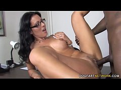 Cougar Zoe Holloway Fucks Her Patient's Big Black Cock