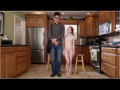 BANGBROS - Petite Teen Redhead Dolly Little Seduces Her Big Dick Tutor