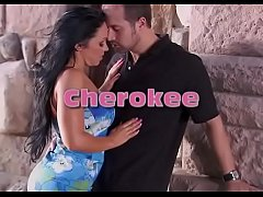 Cherokee - get a all in one packet ... cum on face