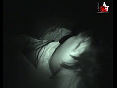 russian amateur couple sex nightvision orgasm