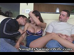 Naughty Wife Willing To Be Shared