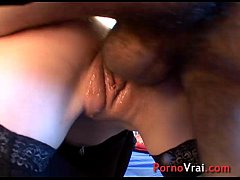 Mature blonde super exhib not stopped to enjoy !! French amateur