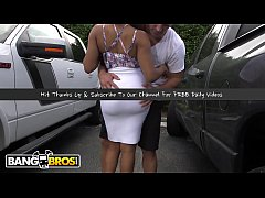 BANGBROS - Jayla Foxx Keeping it Professional With Sean Lawless On Brown Bunnies!