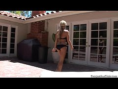 HD Horny MILFs Gangbang The Pool Guy