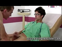 Free gay medical porn movie and naked college doctors first time It