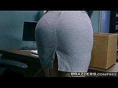 brazzers - big tits at work - the new girl part scene starring lauren phillips and johnny sins