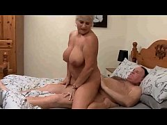 Granny Robyn Ryder Gets Fucked Hard on britishgrannyfuck.com