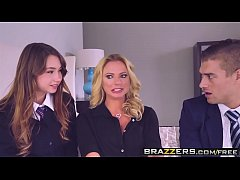 brazzers - moms in control - briana banks taylor sands - the loophole