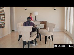 BLACKED Small Rich girl loves interracial bbc