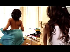 Mommy's Girl - Misty Stone and Teanna Trump