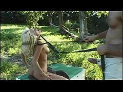 Anal sex in the country with Rocco Siffredi