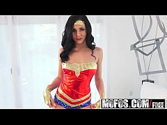 Mofos - Pornstar Vote - Cosplay Cutie Takes it Deep starring Ariana Marie