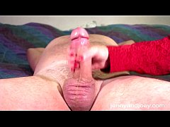 Cumplay Stroke Job