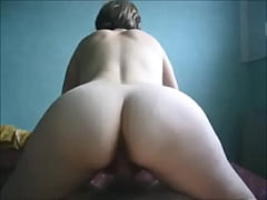 Amateur curvy wife homemade