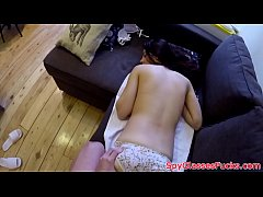 Pulled smalltits babe banged doggystyle