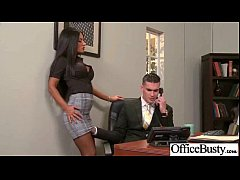 (elicia solis) Horny Busty Office Girl Enjoy Hard Sex Action mov-12