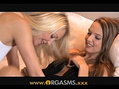 orgasms - beautiful girls making beautiful love
