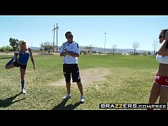 Big TITS in Sports - (Lylith Lavey, Mackenzee Pierce, Keiran Lee) - Obstacle Cunts - Brazzers