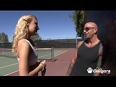 Mallory Ray Murphy Takes A Break From Her Tennis To Bang Some Dick