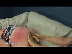 1-Extreme vibrator anal sex with rope BDSM teacher -2015-10-16-23-24-009
