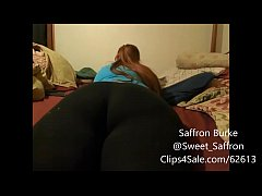 Big Ass Redhead BBW Saffron Burke Ass Worship