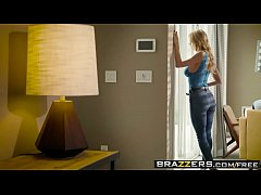 Brazzers - Real Wife Stories - Odd Jobs scene starring Alexis Fawx and Danny D