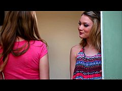 Teen Kota Sky and Jillian Janson Lesbian Affair