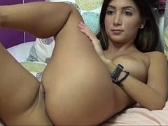 Nice And Cute Webcam Teen Girl Showing All For You 3 - TeenCamGirlz.com