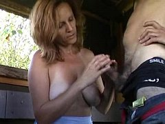 Amateur MILF with a lover