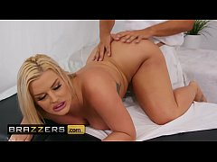 Dirty Masseur - (Julie Cash, Keiran Lee) - Behind The Curtain - Brazzers